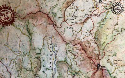 L'imaginaire en cartographie